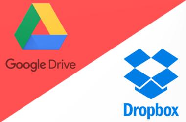 Série: Contabilidade Produtiva – Google Drive e Dropbox